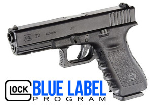 Glock blue label program