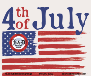 CLOSING EARLY! - Independence Day - 7/4/2020