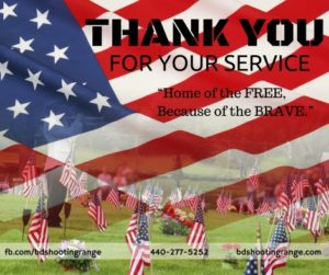 CLOSED - Memorial Day - Monday 5/27/19