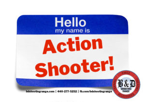 Monthly Action Shoot - Range closing early - 5:00pm